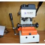 KURT PN 80 Станок вертикально-фрезерный для изготовления ключей типа Mul-T-Lock (Турция)