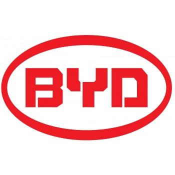 Восстановление ключей для автомобилей BYD (Бид)